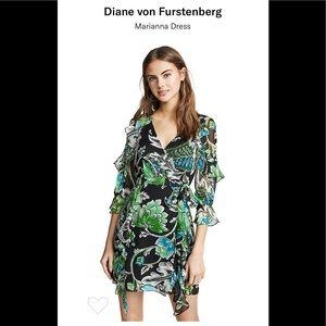 Diane Von Furstenberg Marianna Dress